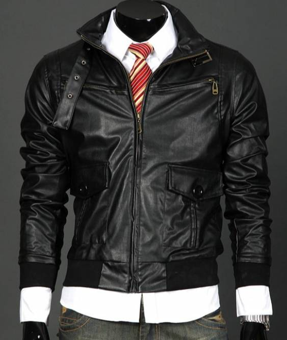 TTN Ministry » cheap leather jacket men