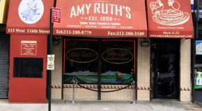 HEAVEN UP IN HARLEM: AMY RUTH'S