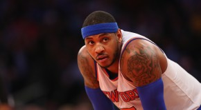 CARMELO ANTHONY: WHAT IS ALL THE FUSS ABOUT?