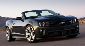 2014 CHEVY CAMARO CONVERTIBLE ZL1: THE MOST POWERFUL CONVERTIBLE ON THE ROAD