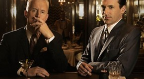 DRINK LIKE THE MADMEN: THE GIBSON AND THE OLD FASHIONED