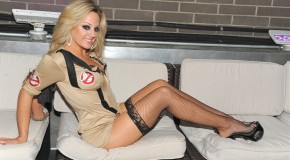 "VIVID CABARET NYC STRIPPER WANTS A ROLE IN THE NEW FEMALE-CENTRIC ""GHOSTBUSTERS"" MOVIE"