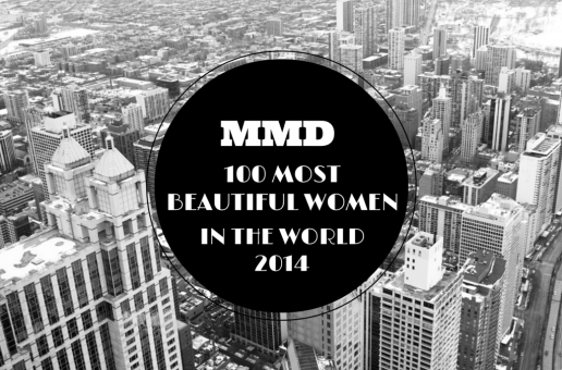 MMD's 100 MOST BEATIFUL WOMEN IN THE WORLD 2014