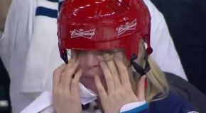 Saddest Fan in Hockey History