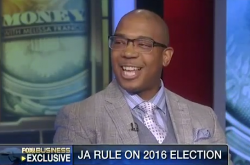 Who cares what Ja Rule Thinks….