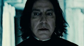 Snape Passed Away Today, Potions Class Will Never Be The Same