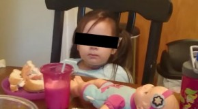 We're Going To Kill Donald Trump – Says 3-Year-Old Mexican Girl Being Brainwashed by Her Parents