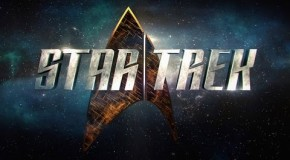 Star Trek Television Logo and First Look Teaser