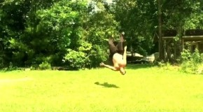Fat Man Backflip