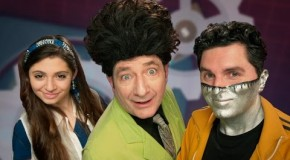 Captain Disillusion's Newest Episode Guest Stars Beakman From Beakman's World