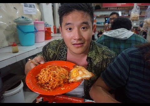 Eating The Spiciest Noodles in the World