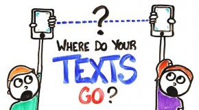 Where Do Your Texts Go?