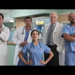 TV doctors from House, ER, Scrubs, M*A*S*H and Grey's Anatomy unite to promote annual checkups