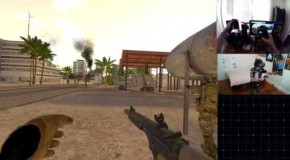 Onward is an online multiplayer military simulation in virtual reality