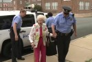 102-Year-Old Gets Herself Arrested For Her Bucket List