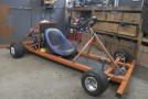 Colin Furzes Makes A Motorised Go Cart With Simple Tools
