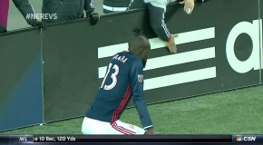 Soccer Player Gets Yellow Card For Twerking