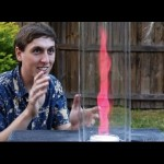 Epic DIY Fire Tornadoes In Different Colors