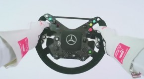 Evolution Of The F1 Steering Wheel