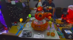 NASA Pumpkin Carving Competition