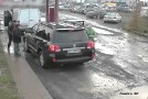 Road Rage Fight Guy Pulls Gun In Russia