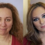 Make-up Miracles : Before And After