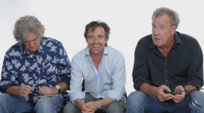 The Grand Tour Race Toy Cars