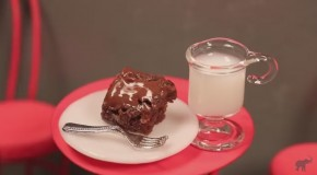 The World's Smallest Brownies Look Very Delicious