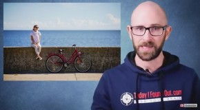 Why Men's Bikes Have A Horizontal Crossbar & Women's Not