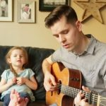 Four-Year-Old Claire Ryann Sings A Beautiful Duet