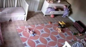 Two Year Old Miraculously Saves Twin Brother