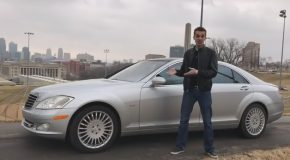 Guy Buys Mercedes S600 V12 For $4500 And Fixes It Up