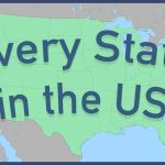 Interesting Facts For Every State In The US