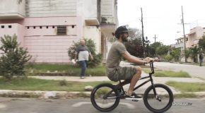 Progression Of Bmx In Cuba