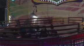 The Craziest Fairground Ride Ever From China?