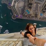 A Terrifying Compilation Of Thrillseekers Performing Stunts At Dangerous Heights