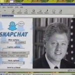 What Snapchat Was Like In The 1990s
