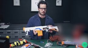 World's Fastest NERF Dart