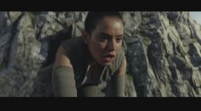 Star Wars : The Last Jedi Official Teaser