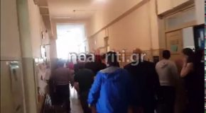 Angry People Almost Lynch Child Rapist In Greek Courts
