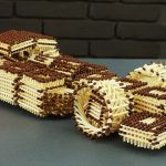 How To Make an Awesome F1 Racing Car Out Of Matchsticks Without Using Any Glue