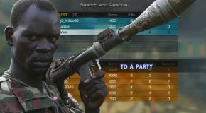 African Warlord Pranks A Call Of Duty Gamer