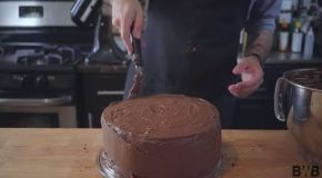 Binging With Babish : Chocolate Cake From Matilda