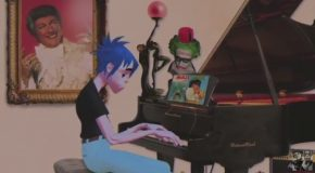 Gorillaz – Sleeping Powder
