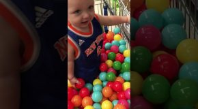 The Ball Pit Trolley