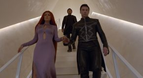 The First Trailer For Marvel's Inhumans Reveals The New ABC TV Series