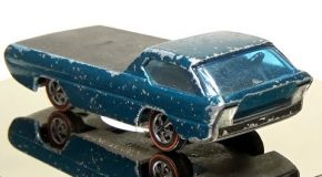 Vintage Hot Wheels Restoration