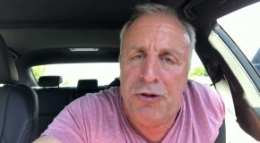 Comedian Vic Dibitetto Is Extremely Pissed Off At His Parking Situation!