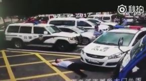 Idiot Tries To Scam The Cops
