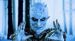The Leader of The White Walkers Throws Down A Hot Rap